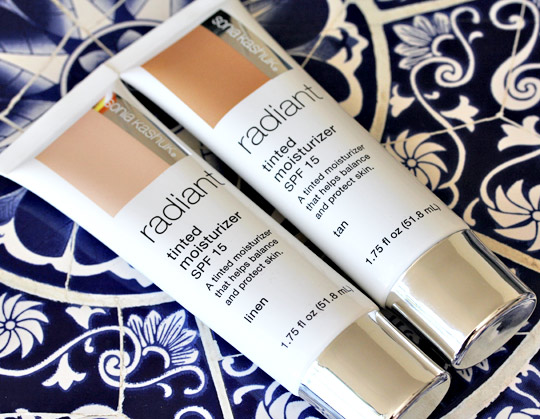 sonia kashuk radiant tinted moisturizer spf 15 review