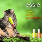Tabs for the Essie Toucan Tabby Collection