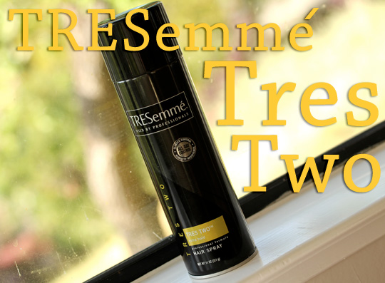 TRESemme Tres Two Hairspray