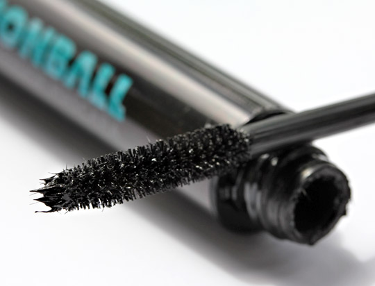 urban decay cannonball review brush