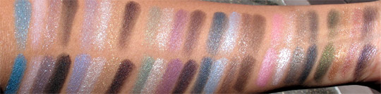 ysl metal eyes swatches without flash