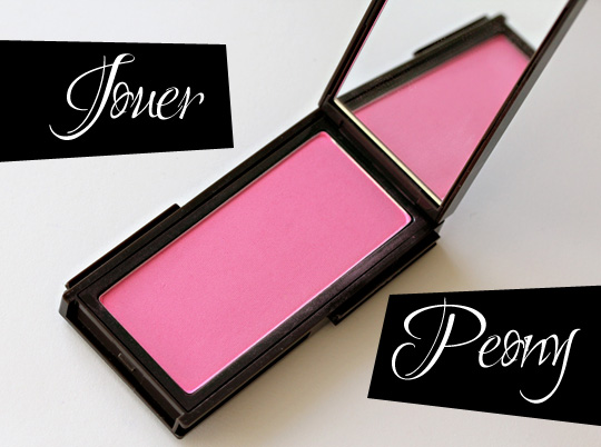 Jouer Cosmetics Powder Blush in Peony