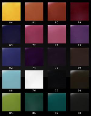 Inglot Matte Collection AMC Eyeliner Gel colors