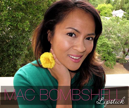 mac bombshell lipstick