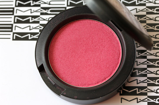 mac dollymix blush