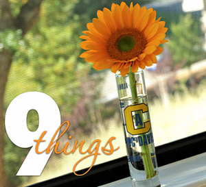 9 Things: Lessons Learned from Going Away to College