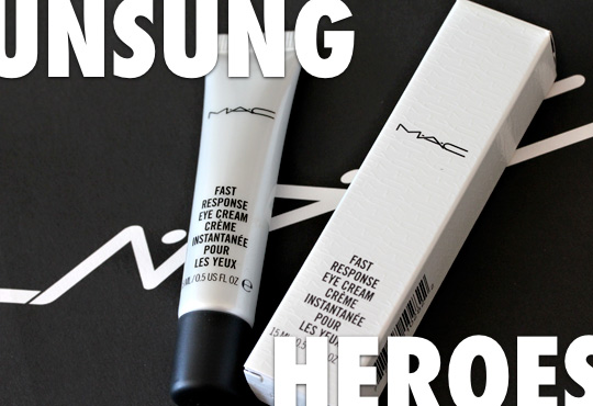 mac makeup fast response eye cream