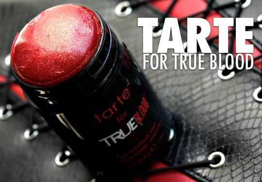 tarte for true blood