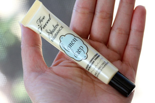 Too Faced Lemon Drop Eyeshadow Primer