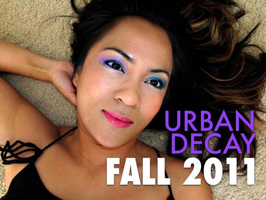 urban decay fall 2011