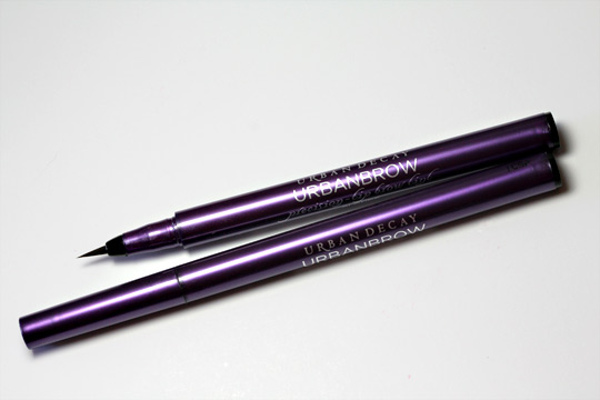 urban decay urban brow precision tip brow tint