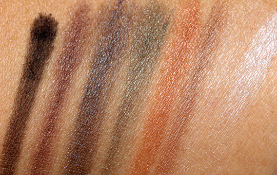 Make Up For Ever Smoky Couleur Fall 2011