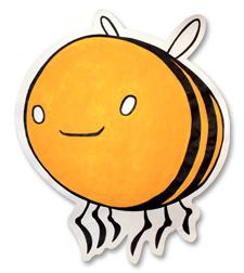 A Burt's Bee