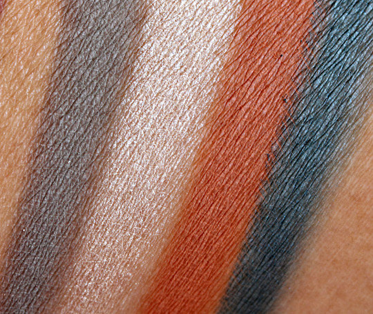 bare minerals ready swatches elements