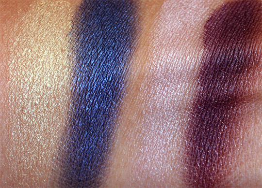 bare minerals ready swatches grand finale honeymoon phase