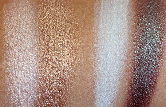 bare minerals ready swatches top shelf vision