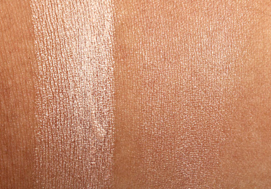 benefit watts up swatches