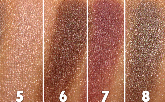 bobbi brown marrakesh chic swatches