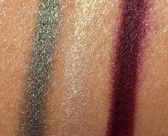 dolce gabbana sweet temptations liner swatches