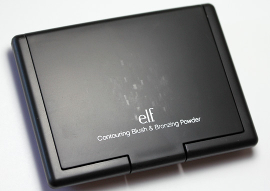 elf contouring blush and bronzing powder closed