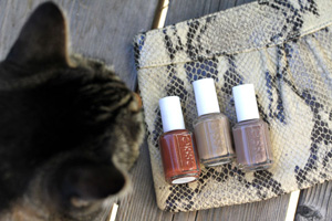 Essie Brand New Bag for Fall 2011