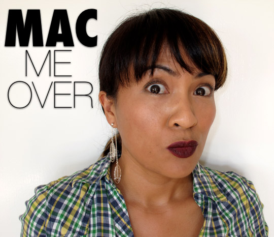 mac me over lipstick swatches