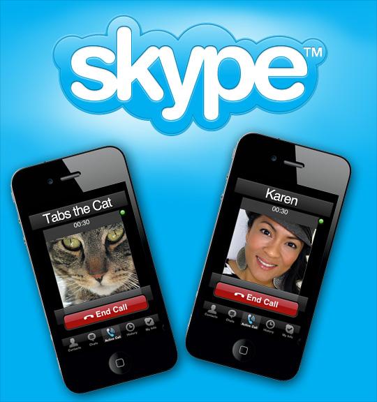Tabs for Skype