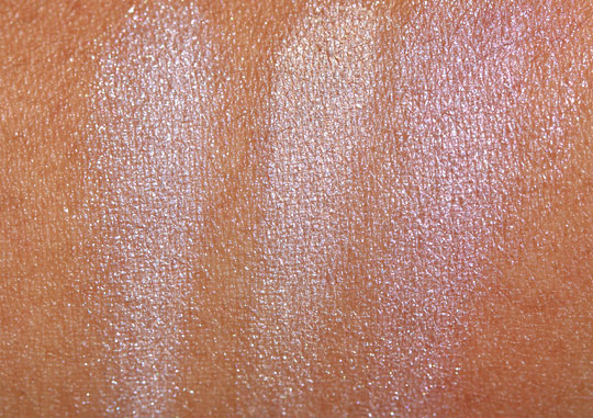 chanel ombres tissees eyeshadow swatches