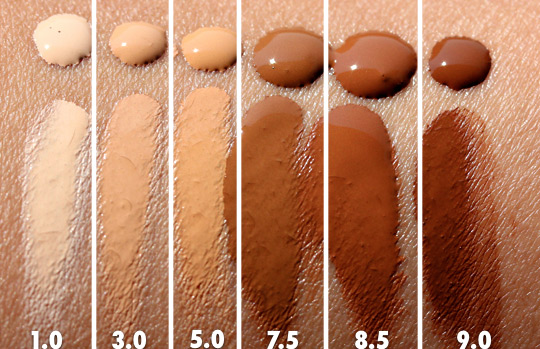 Have you used MAC Matchmaster Foundation ? Please rate in the box below