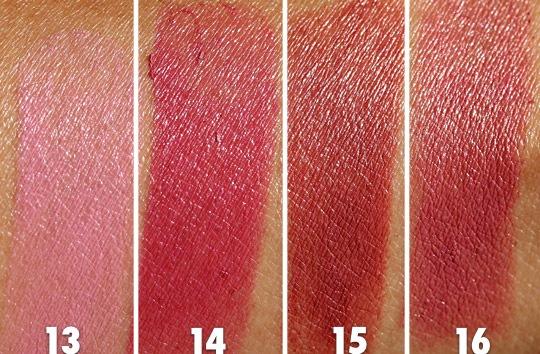 mac style driven swatches