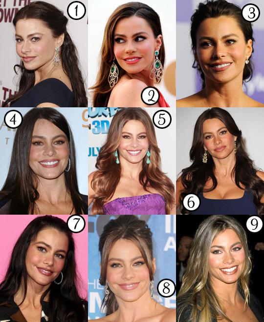 Sofia Vergara: Her Best Hair?