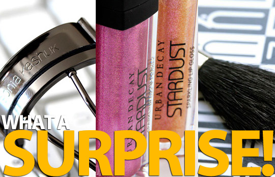 Surprising makeup or beauty products?