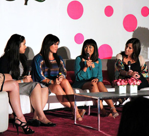 The Beauty Social Oct. 2011: How to Turn Beauty Blogging Into a Career