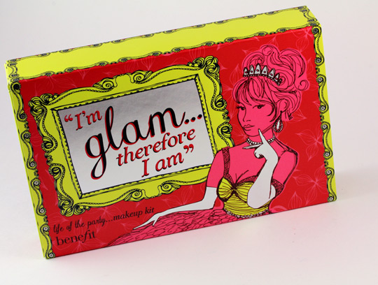 benefit i'm glam therefore i am (1)