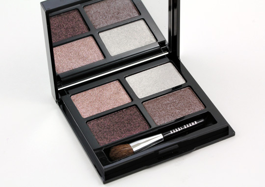 bobbi brown holiday 2011 black ruby sparkle eye shadow palette
