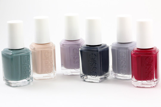 essie cocktail bling swatches