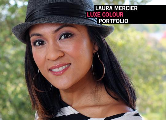laura mercier luxe colour portfolio