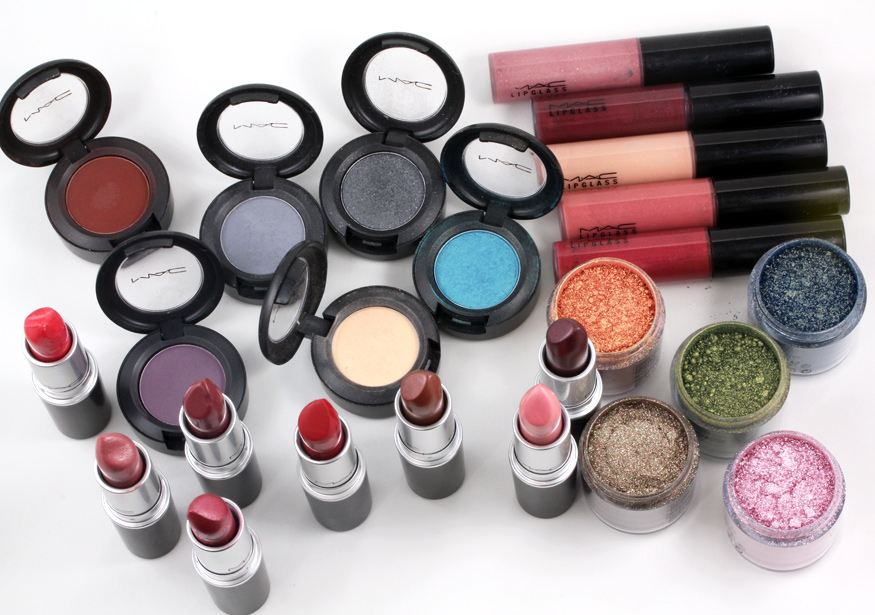 Vintage Mac The Originals Collection Makeup And Beauty Blog