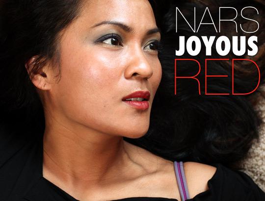 nars joyous red