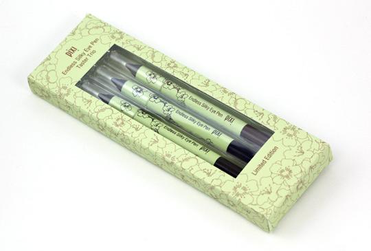 pixi endless silky eye pen taster trio