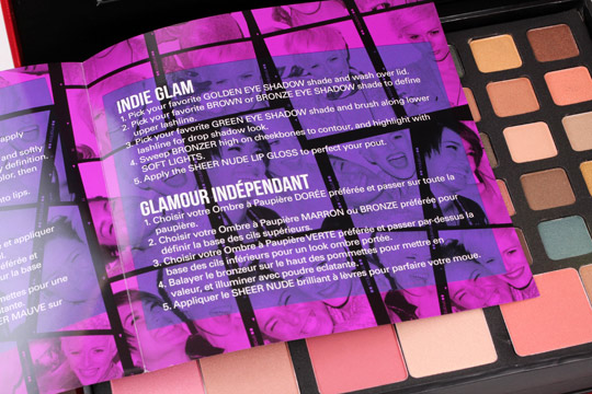 smashbox be discovered booklet