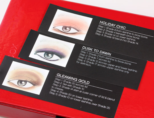 smashbox click you're it cards