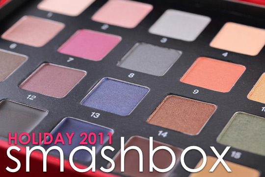 smashbox holiday 2011 swatches (16)