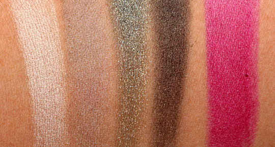 tom ford beauty swatches