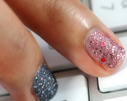 china glaze eye candy material girl