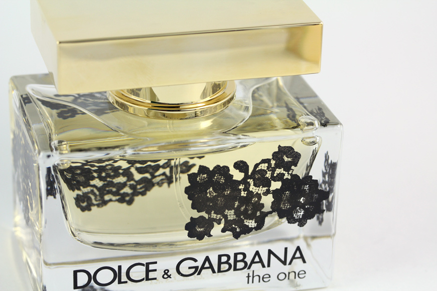 dolce gabbana lace the one