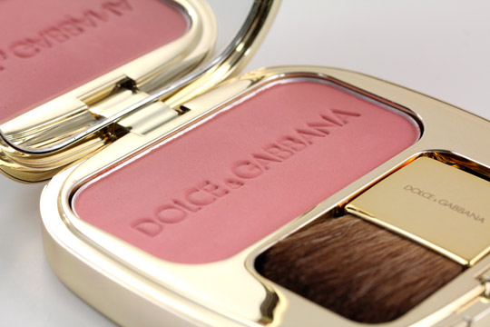 dolce & gabbana ruby collection peach blush (1)