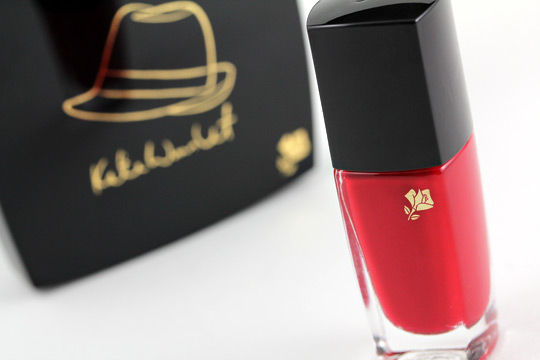 lancome golden hat mini le vernis shade 102