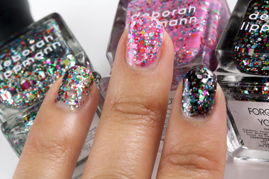 lippmann get this party started swatches