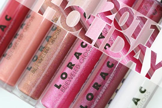 LORAC Holiday 2011 Bejeweled Gloss